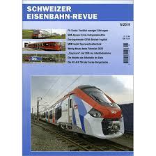 Schweizer Eisenbahn-Revue