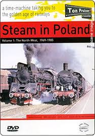 Steam in Poland vol 1; NW 1969-85