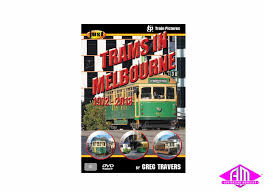 The Melbourn tram collection