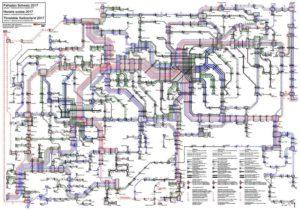 Fahrplan Schweiz 2021