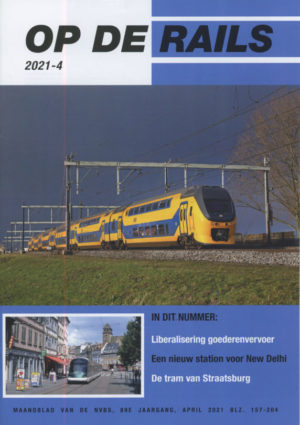 Op de Rails April 2021