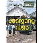 Op de Rails jaargang 1990