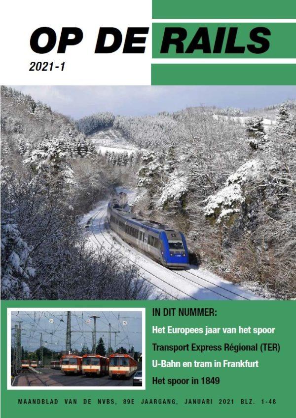 Op de Rails jaargang 2021