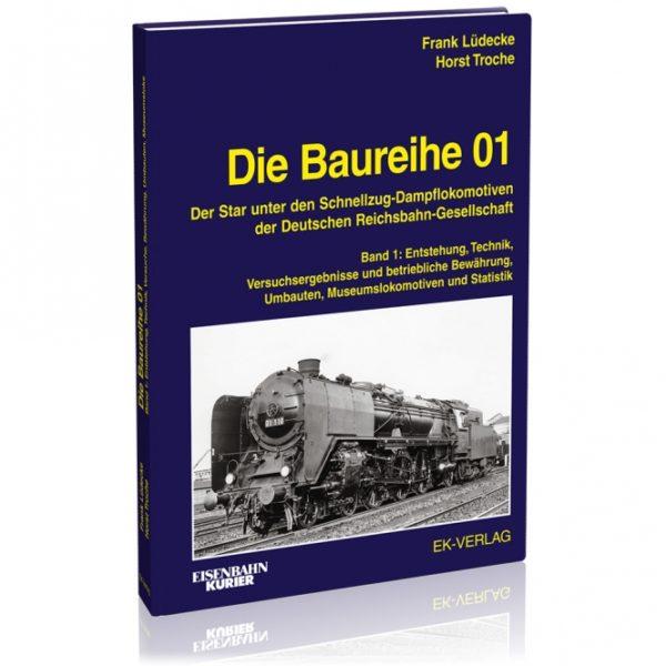 Die Baureihe DDer Star unter den Schnellzug-Dampflokomotiven