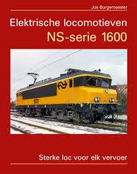 Electrische locomotieven NS serie 1600