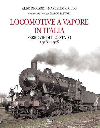 Locomotive a Vapore Italia