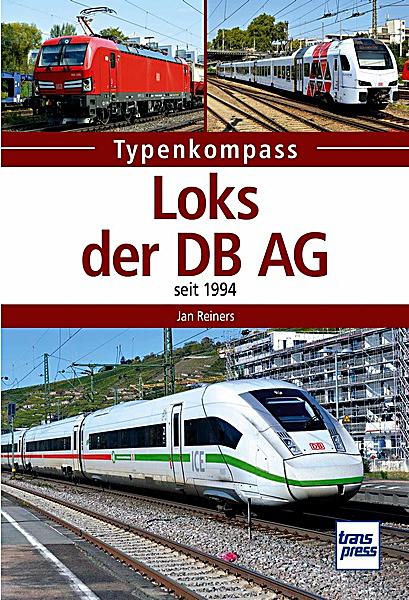 Loks der DB AG - seit 1994