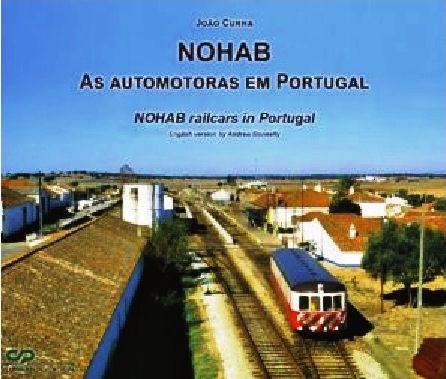 Nohab railcars in Portugal