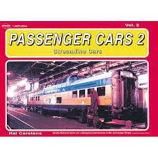 Passenger cars vol 2 (steamline cars)
