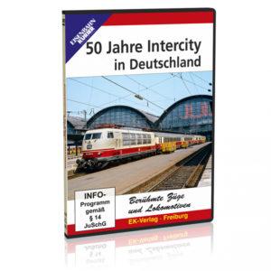 50 Jahre Intercity in Deutschland