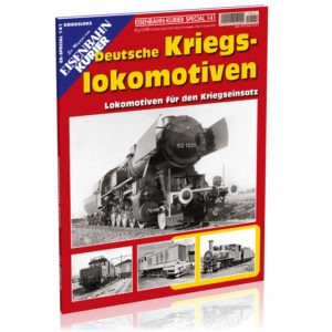EK-Special 141 Deutsche Kriegslokomotiven