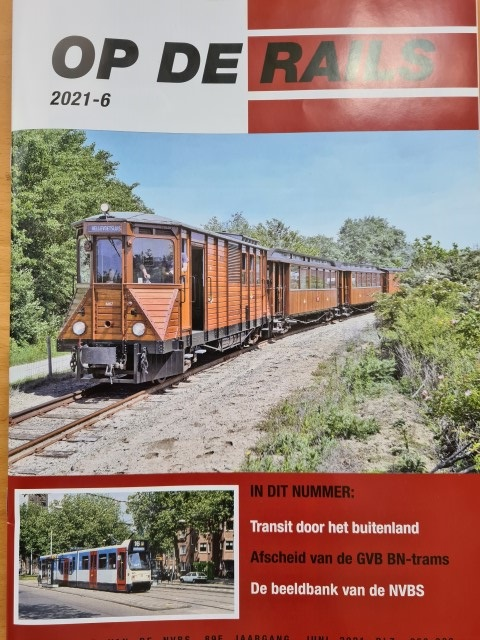 Op de Rails June 2021