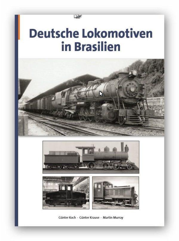 Sonderpreis - Deutsche Lokomotiven in Brasilien