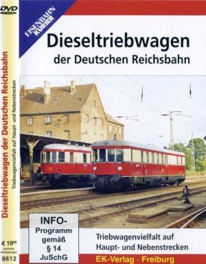 Dieseltriebwagen der Deutschen Reichsbahn