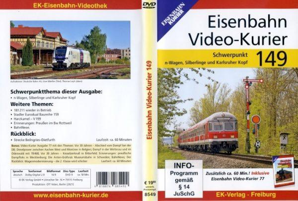 Eisenbahn Video-Kurier 149