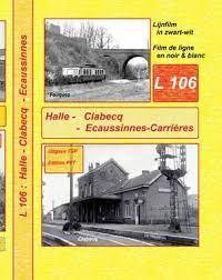 Lijnstudiefilm L106 Halle-Clabecq-Ecaussinnes-Carrières