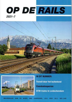 Op de rails juli 2021