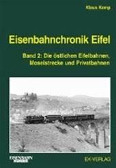Eisenbahnchronik Eifel Bd 2