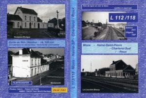 Lijn 112/118 Mons - Haine-St-Pierre - Charlero