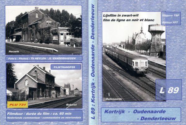 Lijnstudiefilm L89 Kortrijk - Denderleeuw