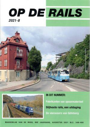Op de Rails Augustus 2021