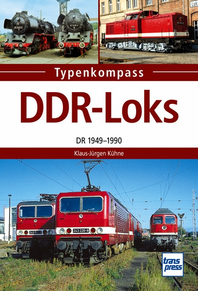Typenkompass – DDR-Loks – 1949-1990