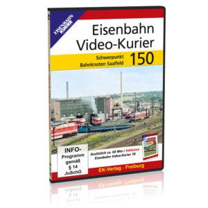Eisenbahn Video-Kurier 150