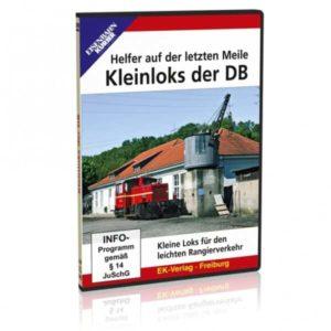 Kleinloks der DB