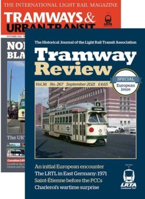 Combinatie Tramways & Urban Transt en Tramway review 2022