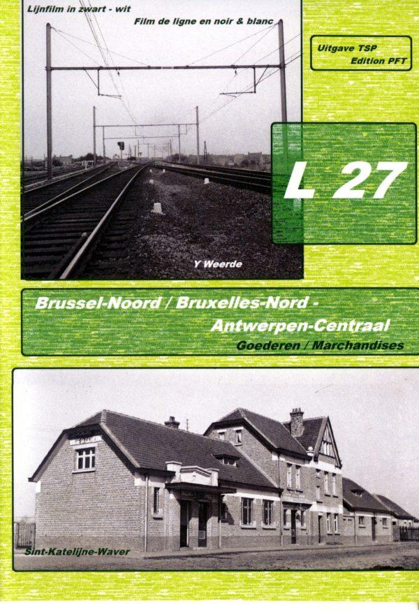 L27 Brussel Noord - Antwerpen Centraal
