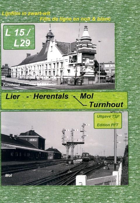 Lijnstudiefilm L15/L29 Lier - Herenthals - Mol/Turnhout