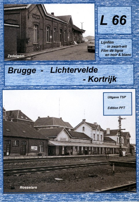 Lijnstudiefilm L66 Brugge - Lichtervelde - Kortrijk