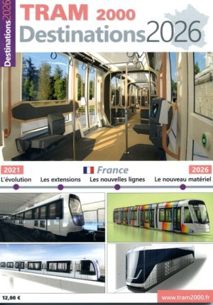 Tram 2000 Destinations 2026