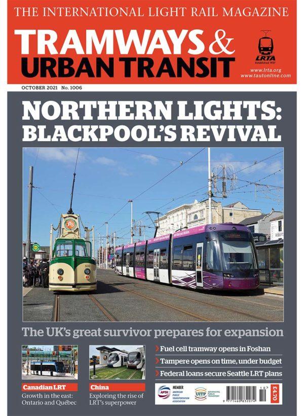 Tramways and Urban Transit 2022